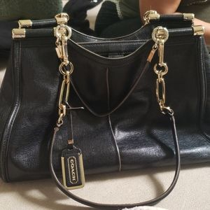 Designer Coach bag